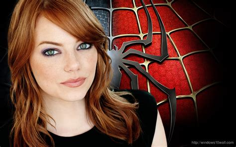 what hair program does stacy use on love lust or run gwen stacy the amazing spiderman girlfriend background