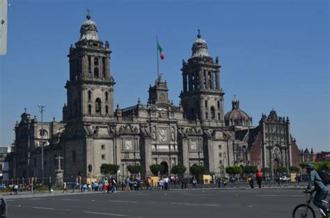 zocalo plaza mexico city catedra df el z 243 calo picture of zocalo mexico city