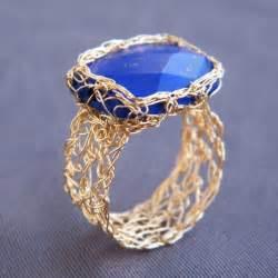 Handmade Rings - lapis lazuli ring handmade for