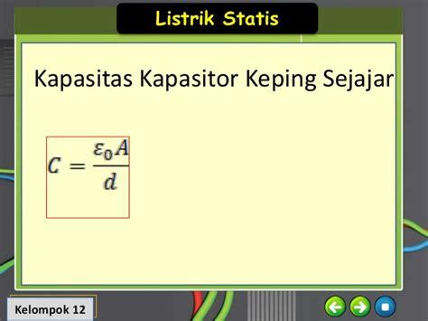 kapasitor non polaritas kapasitor listrik statis 28 images bab 2 listrik statis dan dinamis kapasitor dalam fisika