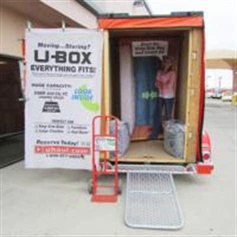 u haul storage az u haul u box moving and storage containers in scottsdale