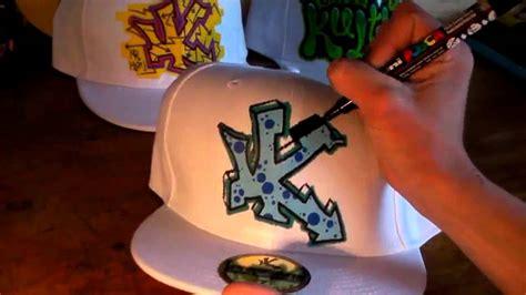 graffiti caps  draw paint graff hip hop  era