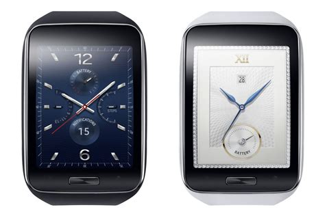 Samsung Debuts Gear S Smartwatch With 3G, No Smartphone Needed
