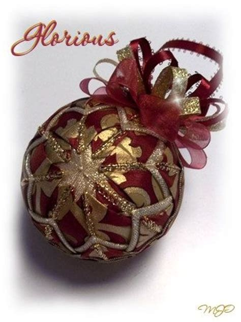 22 best burgundy and gold christmas ornaments images on