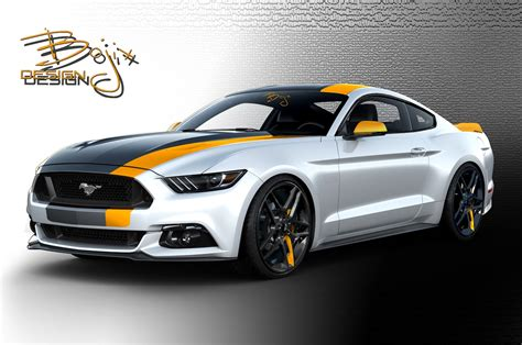 mustang modified 2017 eight modified 2016 ford mustangs heading to sema motor