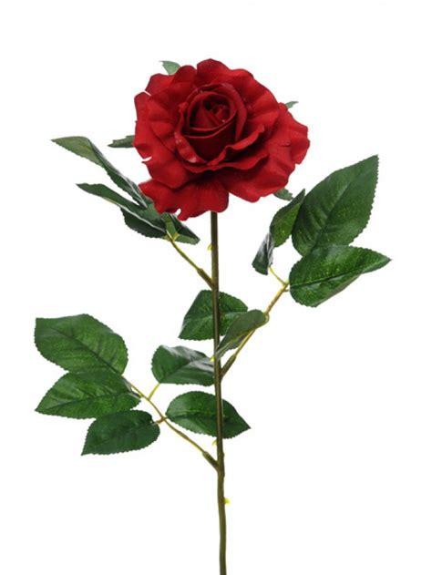Stem Roses by A F Premium Medium Stems Artificial