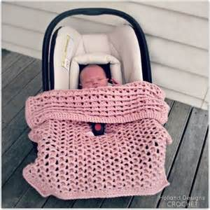 Crochet Seat Cover For Car Crochet Pattern Reversible Car Seat Cover Pattern Pdf