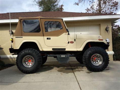 1989 Jeep Wrangler Transfer 1989 Jeep Wrangler Yj Sehara Utility 2 Door Sbc 350 4x4