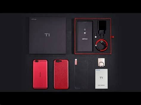 Ulefone T1 ulefone t1 official unboxing