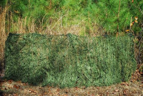 green layout blind cover ghillie blind cover 30 quot x 9 light weight synthetic
