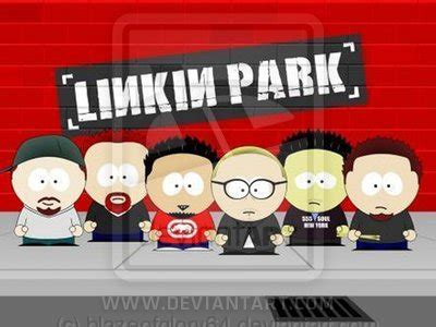 lincoln park what i ve done linkin park south park by blazeofglory64 on deviantart