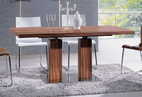 contemporary wood kitchen tables cool kitchen tables decosee