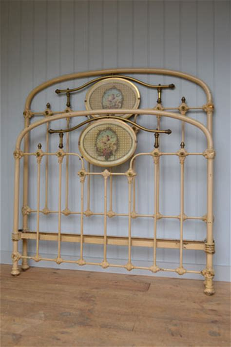 Antique Iron Bed Frame Value Coast To Country Antique Bedsteads Beds Brass And Iron