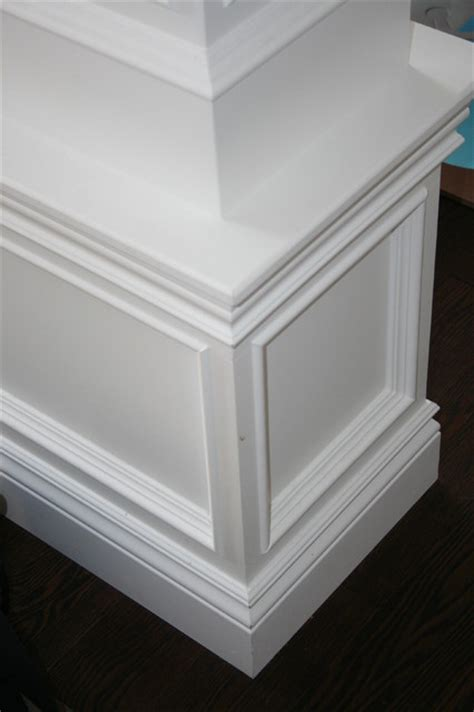 Dining Room Molding Designs More Customized Molding Moulding Ideas Contemporary