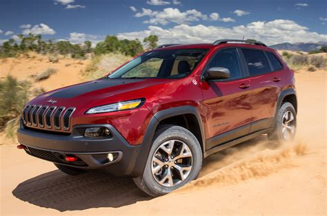 jeep cherokee  drive automobile magazine