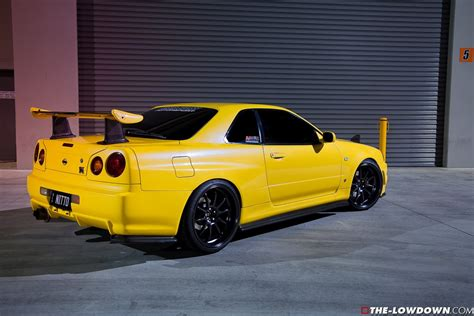fast and furious yellow car fast and furious 4 nissan skyline stolen autoevolution