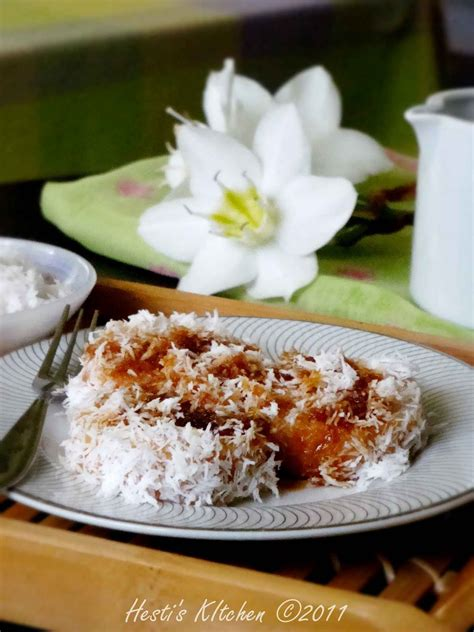 Lupis Cetakan Lontong hesti s kitchen for your tummy kue lopis