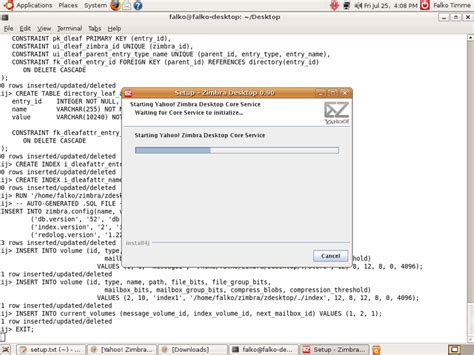 yahoo zimbra email how to install the zimbra desktop email client on ubuntu 8