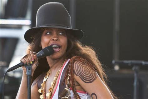 erykah badu tattoo erykah badu show banned by malaysia ny daily news