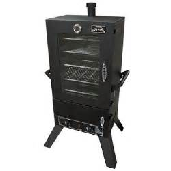 bbq smoker propane lp gas 12k btu outdoor burner wood chip