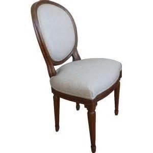 chaise m 233 daillon style louis xvi lot de 2 nottingham la