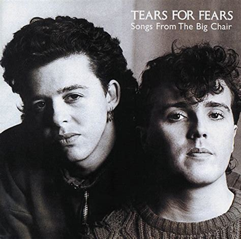 Songs From The Big Chair by Tears For Fears Songs From The Big Chair Furniture Chairs