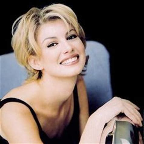 Why Did Faith Hill Cut Her Hair Short   wordful wednesday the falling out of hair and it s