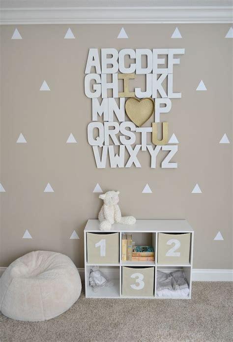 diy chambre enfant d 233 coration chambre bebe diy