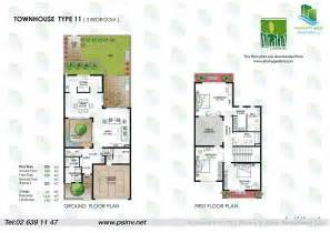 Townhouse Floor Plan Designs floor plans yasmina al raha gardens