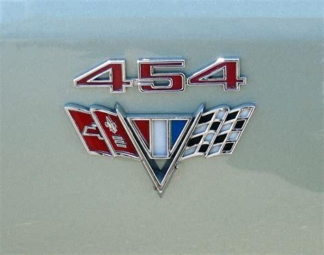 wallpaper engine badge chevrolet 454 engine badge by roadtripdog on deviantart