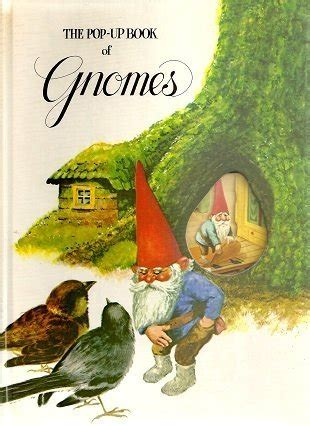 of gnomes books pop up book of gnomes children pop up books