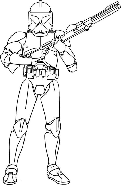 trooper coloring pages 14 clone trooper coloring pages print color craft