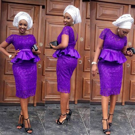 purple and green color combination aso ebi more aso ebi styles for the week