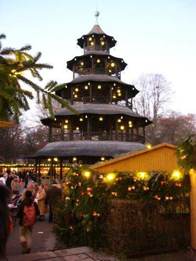 Englischer Garten Münchner Freiheit by Weihnachtsm 228 Rkte M 252 Nchen