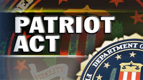 patriot act section 206 obama supports extending some of patriot act abc news