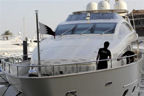 boat hull protection film recent marine projects