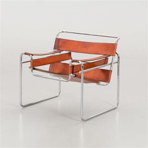 wassily armchair designer armchair quot wassily quot marcel breuer 1925 desmol
