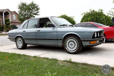 bmw e28 front bumper 1988 bmw 535is bumper