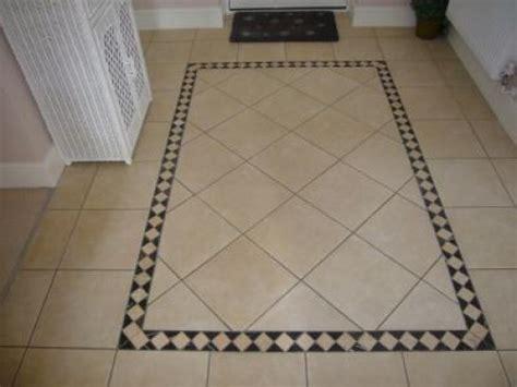 Bathroom Floor Tile Patterns Ideas by Eclectic Tile Designs