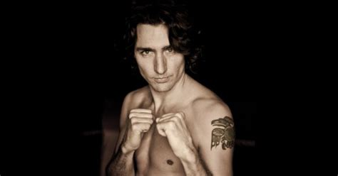 justin trudeau tattoo justin trudeau of haida is badass