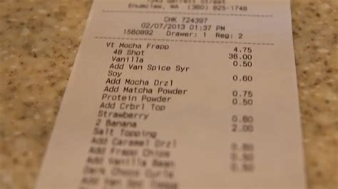most ridiculous starbucks order the new most expensive starbucks drink is 47 30 eater