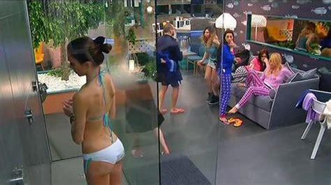 donne nella doccia senza niente addosso grande fratello 2014 i momenti piu caldi e tanti