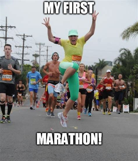 Running Marathon Meme - 17 best images about race day on pinterest nyc mind