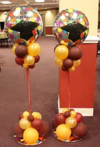 maroon and white graduation decorations graduation decor balloon decoration in maryland dc and