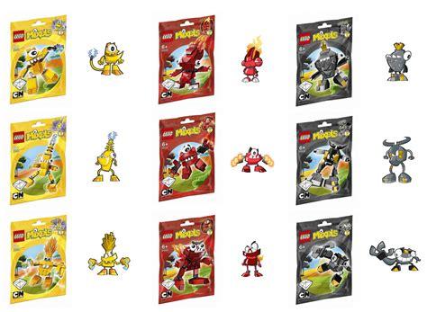 Lego Mixels 1 lego mixels series 1 a photo on flickriver