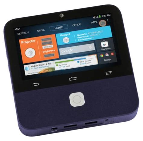 Hp Zte Projector Hotspot zte spro 2 projector hotspot hits at t april 24th liliputing