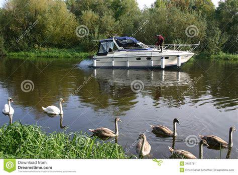 boat motors river motor boat on river stock image image of river tranquil