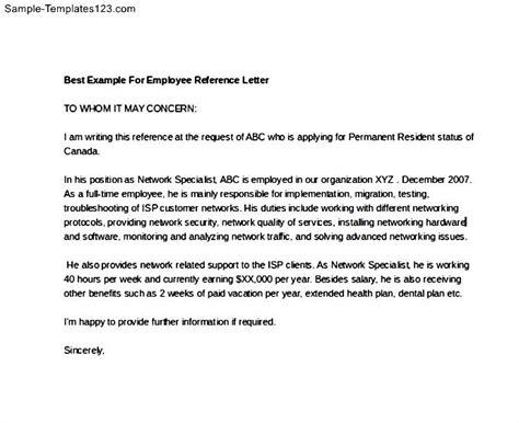 Reference Letter Dentist Employer Best Recommendation Letter For Employee Sle Cover Letter Templates