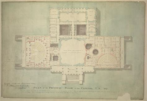 house of representatives floor plan united states capitol washington d c principle floor