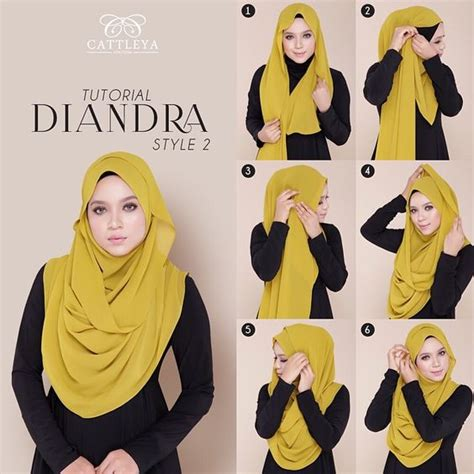 tutorial pashmina double shawl hijab wearing styles for young girls ideas girls